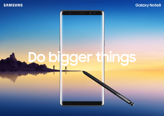 How to Unlock Samsung Galaxy Note 8 - Unlock Authority